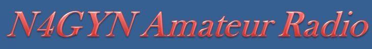 N4GYN Amateur Radio
